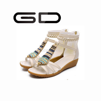Gdshoe Latest Design Flat Sandals Daily Wear Sandals New Model ...