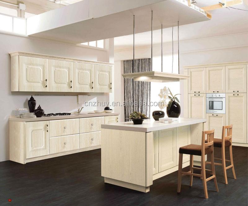 PVC cinta de borde muebles mueble de cocina, muebles de cocina de ...
