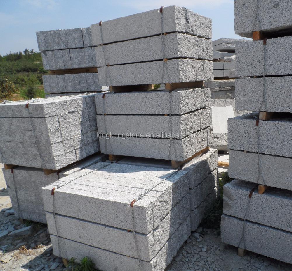 Fuente de la f brica de empalizadas gris granito g341 for Fabrica de granito