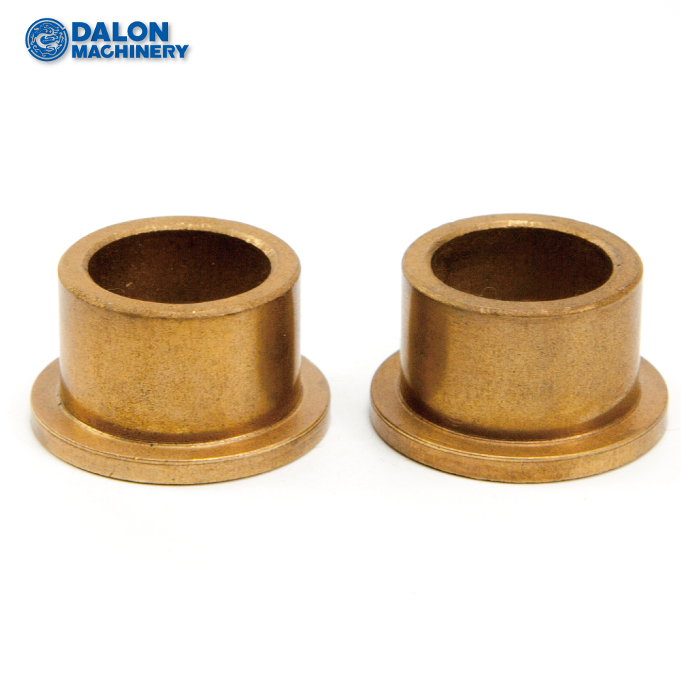 bush spacer sleeve flange