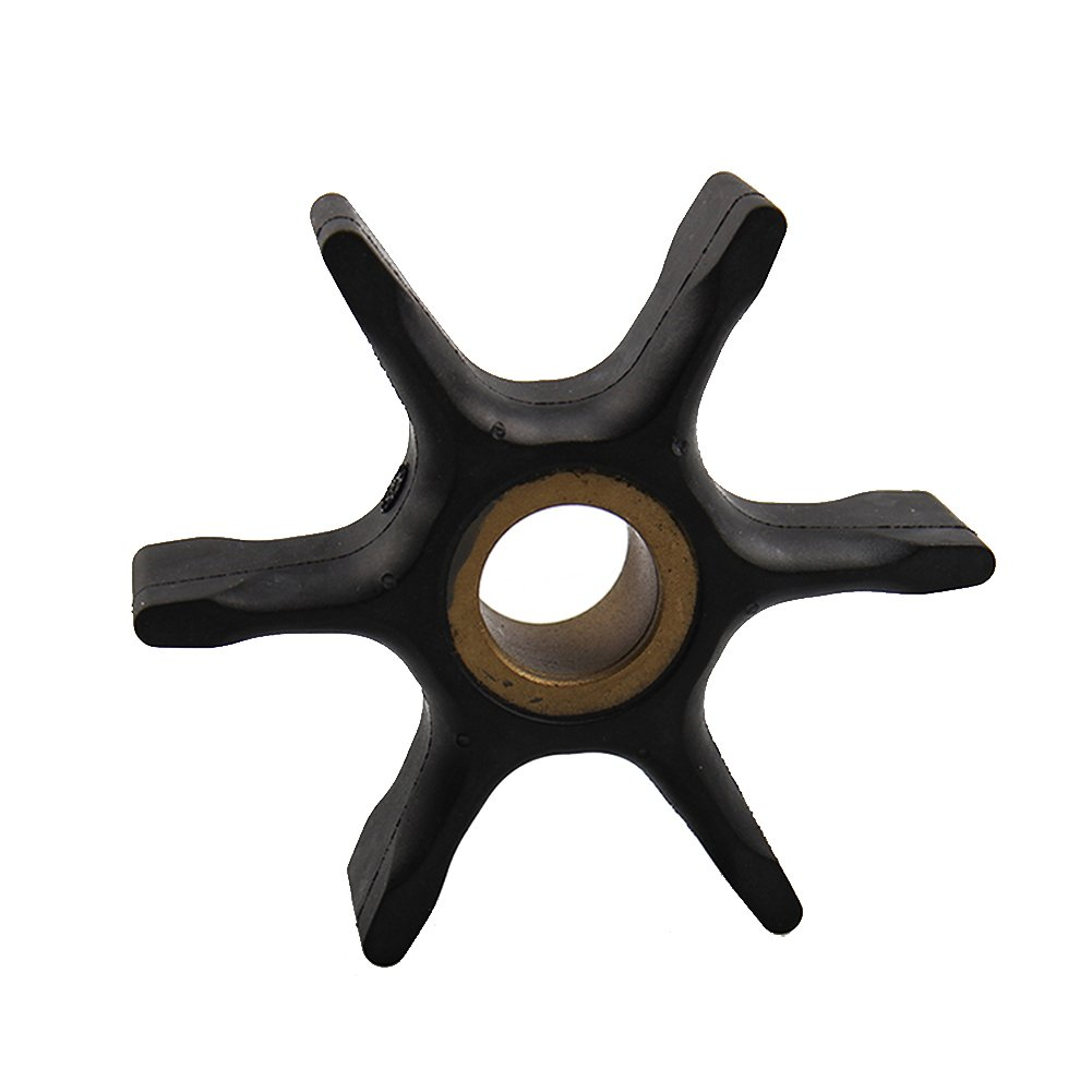Big-autoparts OE level quality and durability Impeller for 55HP-75HP Johnson/Evinrude/OMC/BRP Outboard Motor water pump part: 382547/0382547/0765431, 18-3082 #10302007-IMP1008