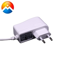Latest 240v to 12v intertek adapters 12v1a power adaptor with CE UL ROHS eu plug charger adapter