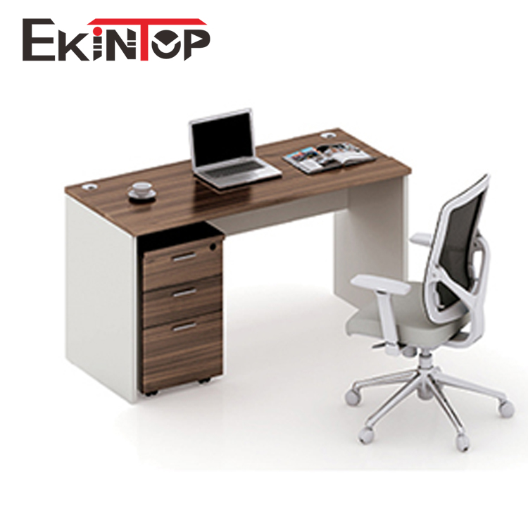 Modern office table executive desk, office computer table, office furniture computer table