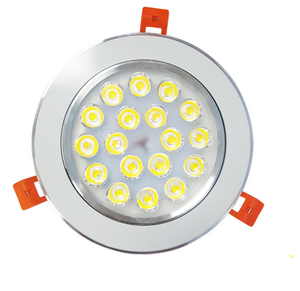 cheap price high quality 7w led downlight parts