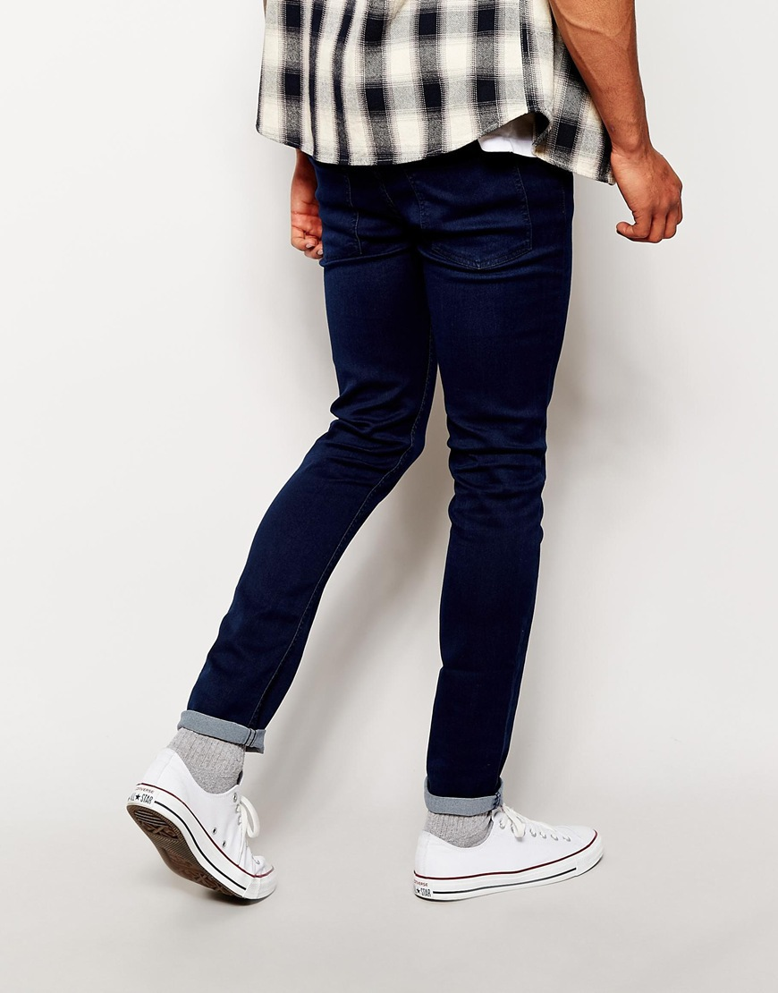 Always packed with stylish denim, Joe Fresh has ripped-up boyfriend jeans and slim dark-wash denim for $ I recently discovered the store also carries super-sharp raw-denim jeans for $49; they hit right at my ankle and are beyond flattering. There are also cool patchwork styles for .