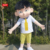 Guangzhou HJY high quality production of professional cartoon characters, adult mascot clothing