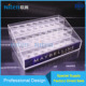 Makeup Table Counter Modular Acrylic eye pencil display Holder