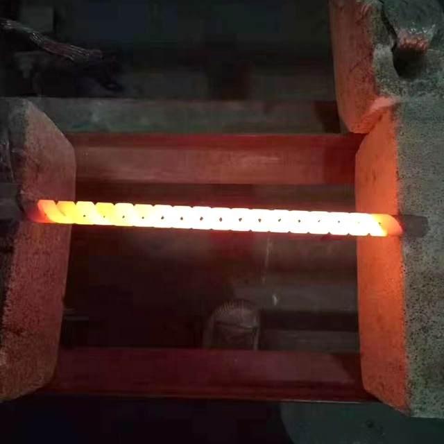 Печь огнеупорная globar круглая высокая термостойкость карбид кремния sic нагреватель трубы стержень