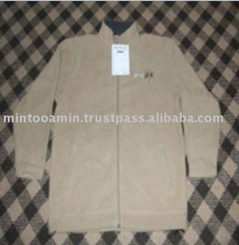 KI-0021 Gray Men Famous Brand Name Jacket