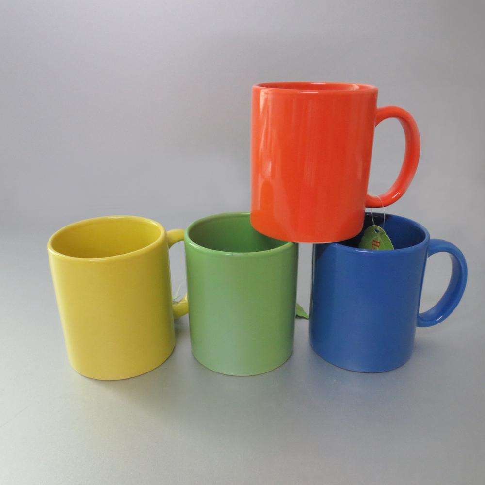 1 Dollar Store Items Glaze Color Ceramic Coffee Mug V ...