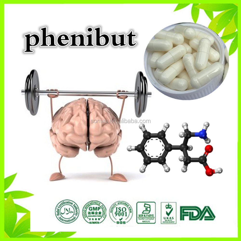 Supply phenibut Nootropic Capsule OEM phenibut Capsule Private Label phenibut Capsule