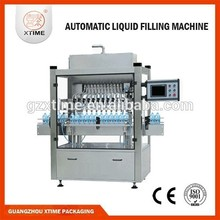Stainless steel automatic beer bottle filling machine, glass bottle beer bottle filling machine