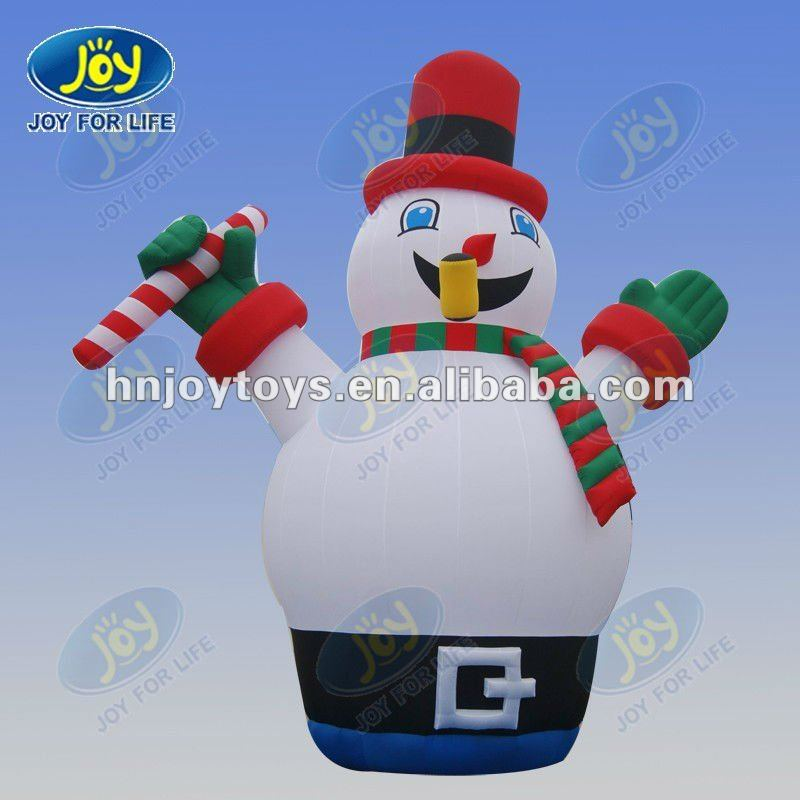 2012 new inflatable christmas ornament