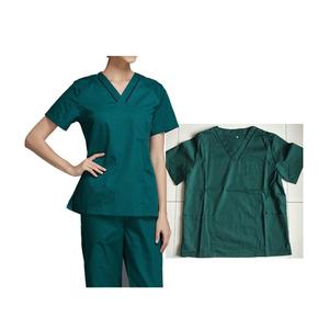 Women's V-Neck nurse uniform with pockets
