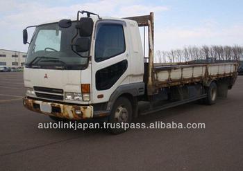 Mitsubishi Fuso Fighter Truck / 4 Ton / 6m61 Engine