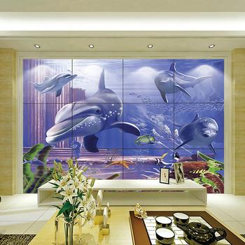 Hs2930 3d Wall Ceramic 3d Ceramic Tiles Kitchen 3d