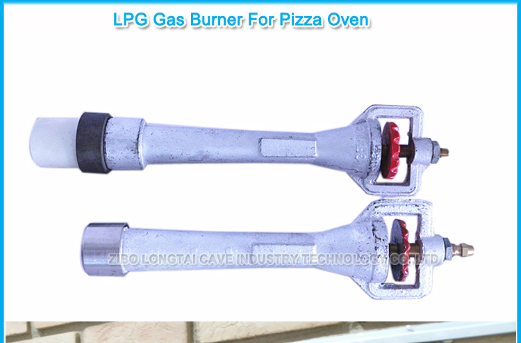 Self-suction venturi cast iron gas burner