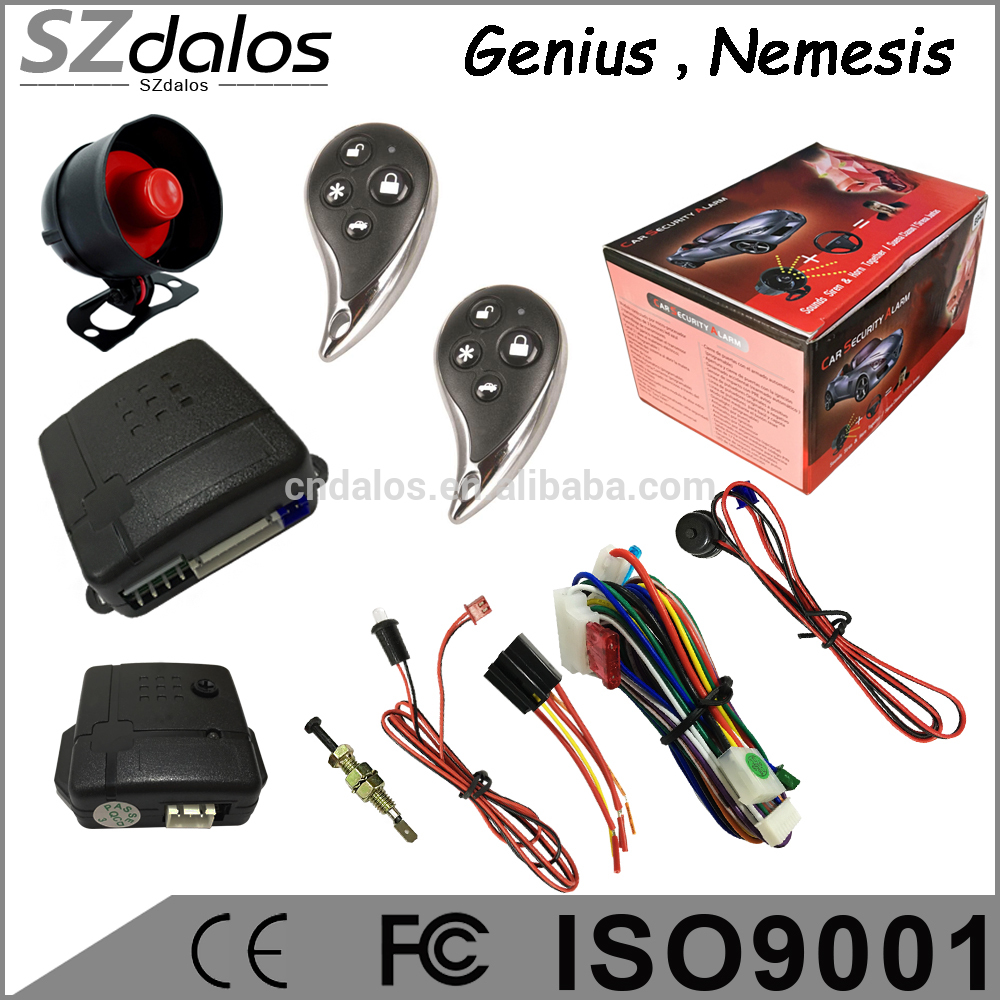 2017 cheapest genius car alarm for south america