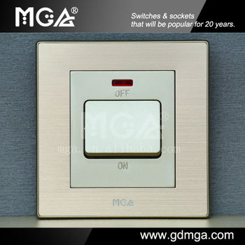 20a 32a 45a Double Pole Air Conditioner Switch View Air