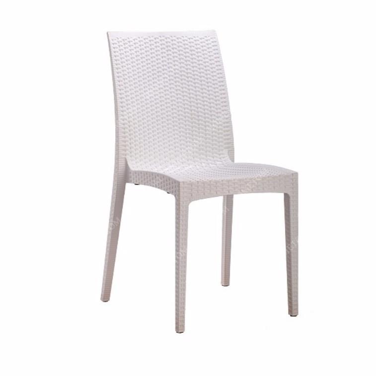 Hot Sale Outdoor Furniture Plastic Garden Chairs Rattan Dining Chair Buy Rattan Chair Garden
