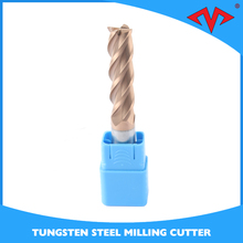 Tungsten Solid Carbide End Mill