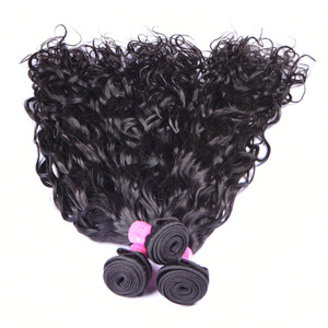 Dropshipping types brazilian hair water wave 9a mink brazilian hair