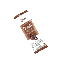 Lifeworth chocolate natural hidrolisado <span class=keywords><strong>de</strong></span> colágeno bovino