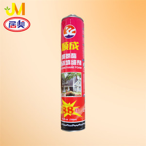 High performance pu foam adhesive cheap polyurethane foam insulation price