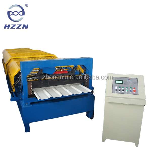 Building Material Mode ZN24-188-750 Metal Roof Tile Making Machine