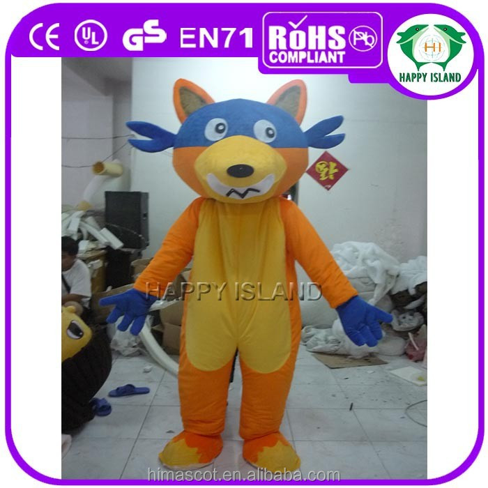 adult swiper costume adult swiper costume suppliers and manufacturers at alibabacom - Swiper Halloween Costume