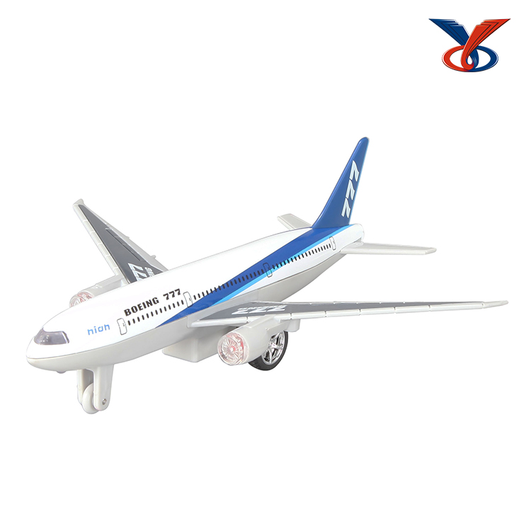 zinc alloy aircraft plane toy diecast model