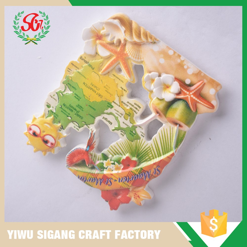 Manufacture of Resin Tourist Items New Process Cheap Souvenir