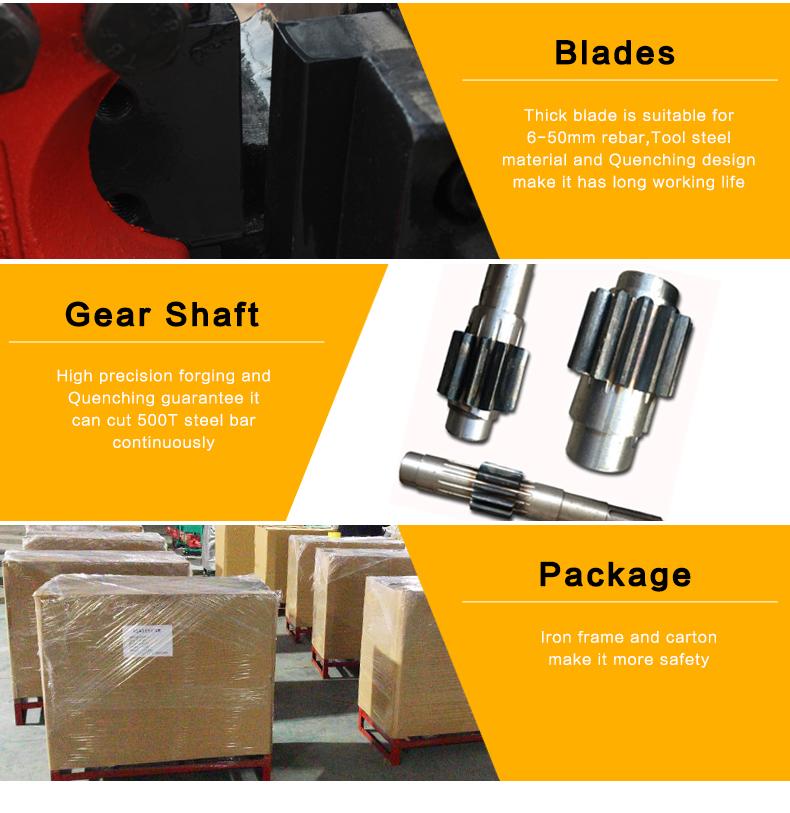 GQ40C çelik çubuk kesme makinası ağır tip açı demir kesme makinası elektrikli 380 V kesme makinesi için çelik çubuk
