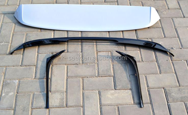 toit de la voiture aileron wing pour golf 7r becquet id de produit 60204696366. Black Bedroom Furniture Sets. Home Design Ideas