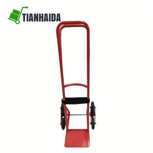 CHINA supply hot sell metal hand trolley cart , Heavy duty carry trolley Stair climber