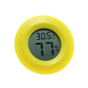 LCD Digital Thermometer Waterproof Two Seconds Refresh For Freezer Aquarium Thermometer With Sensor Weather