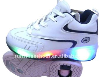 chaussure nike a roue