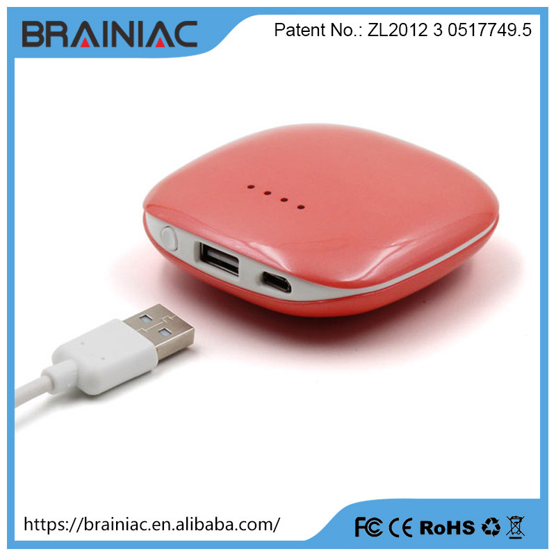 Shenzhen new arrival emergency mobile phone power bank X1