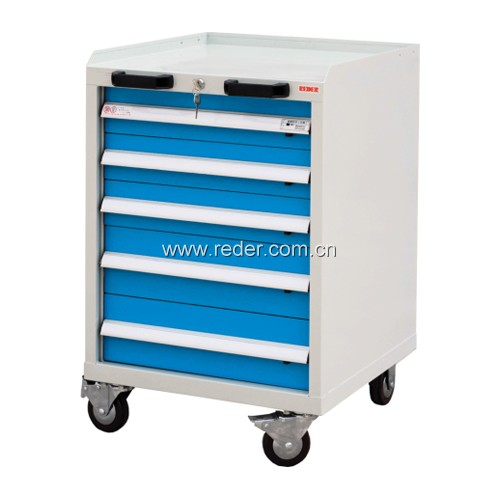 Drawer Roll Away Cabinet Tool Storage