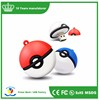 Pokemon Go Poke ball USB Flash Drive Memory Stick U Disk Pen Drive 4/8/16/32/64G