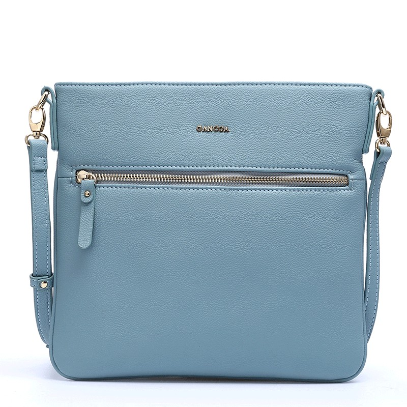 CC1021A-Slim Design Women's Handbags PU Leather Factory Price Crossbody Bags