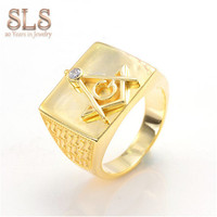Popular style selling well best men gold covering fashion jewellery weeding diamond ring engagement