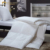 Wholesale 90% White Goose Down Feathers 80S quilt Full/Queen duvet