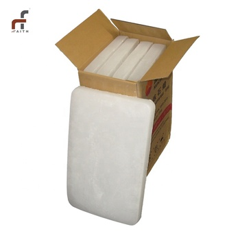 58-60 Semi Refin Fully Refind Parafin Wax Paraffin Kunlun For Candle Making In Boxes