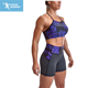custom sports suit supplex fitness clothing women activewear sets