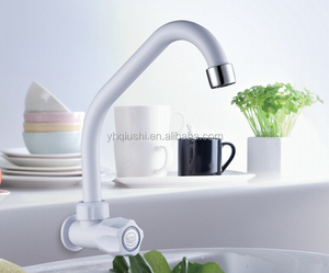 new design kitchen sink tap with shower head with PTFE tape (JC-02)