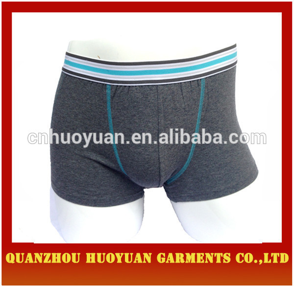 Huoyuan sexy newest design cheap toot men boxer collection