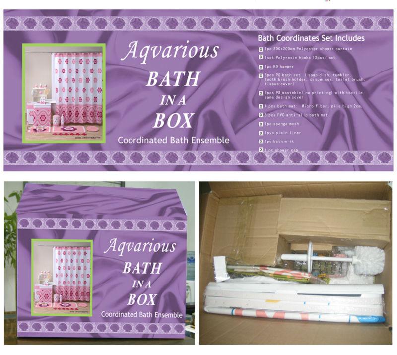 bathroom products bath setpenguin bathroom setshower curtain with bath rug sets