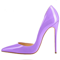Custom color women pumps heel ladies party wear high heels shoes