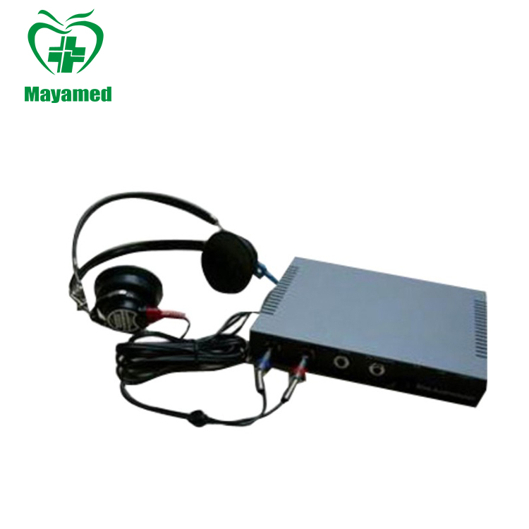 High Quality Audiometry Testing Medical used audiometer,Hospital Digital Portable audiometer prices
